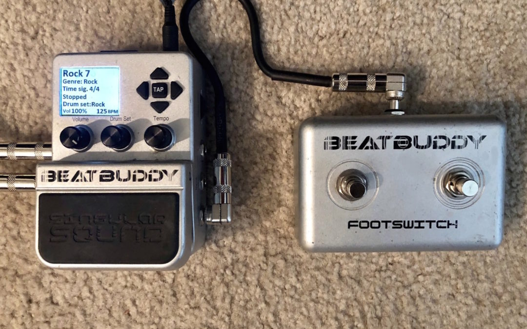 Saved by The BeatBuddy