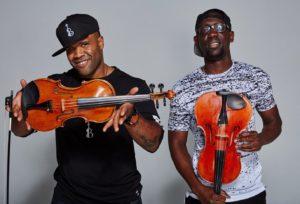 NAMM Black Violin, Elle King Concert