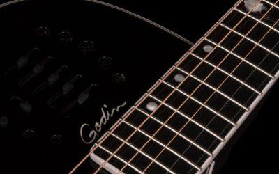 Doyle Dykes Signature Godin Guitar