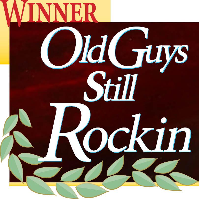 Roland Cloud - Old Guys Still Rockin