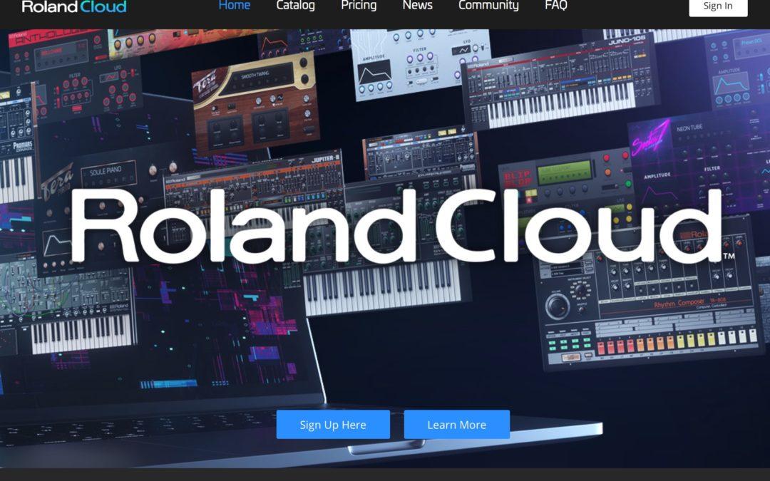 Roland Cloud