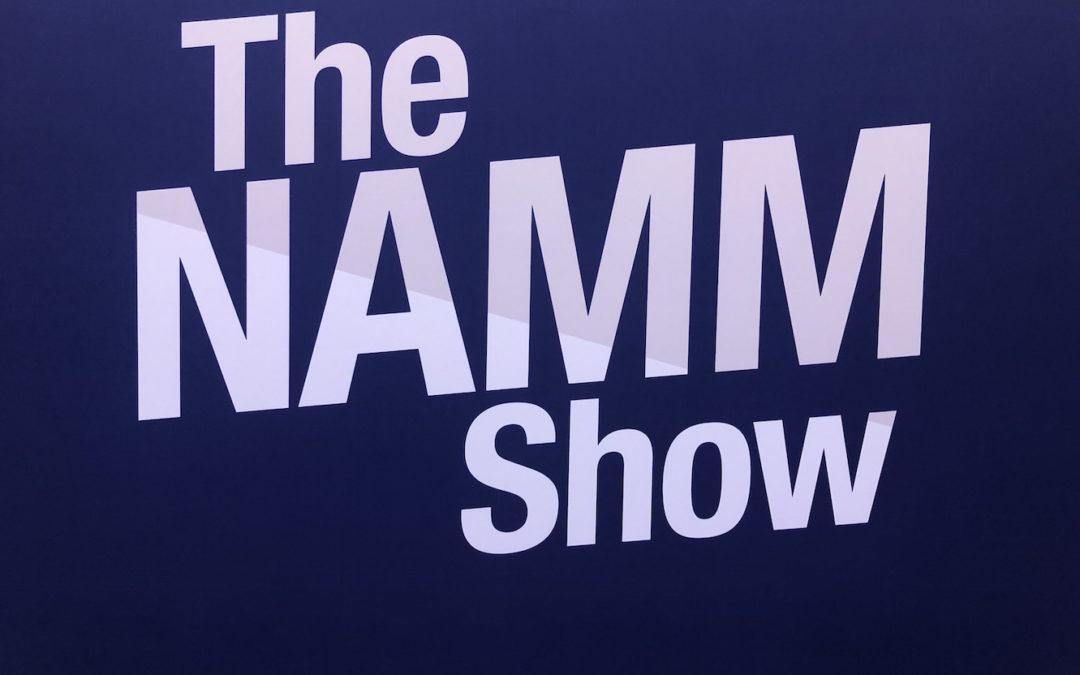 NAMM Show 2020 Wrap