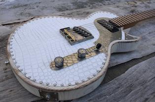 Richard Fortus Signature Guitar